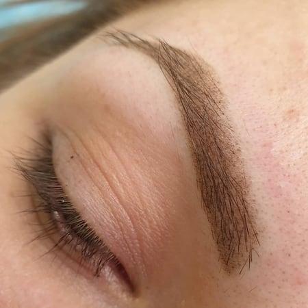 Работы мастеров перманентного макияжа