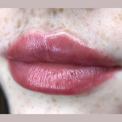 Работы учеников перманентного макияжа